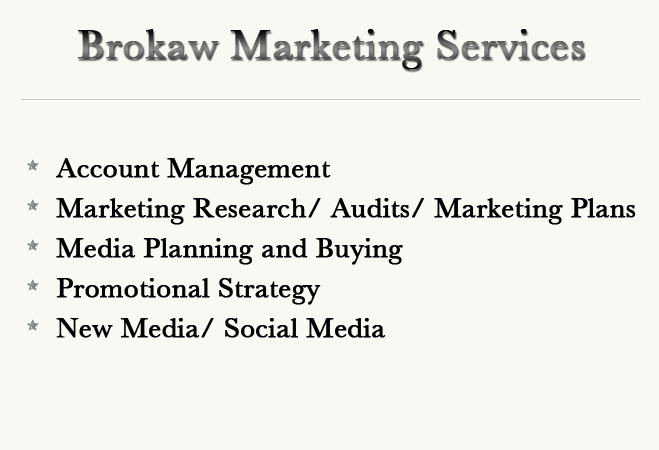 Brokaw Marketing Services