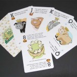 Ag deck of cards - smaller